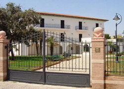 Villa Mussolini restored  as touristic Museum year 2005